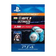 ESD HUN - EA SPORTS™ UFC® 3 - 2200 UFC POINTS (Letölthető)