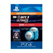 ESD HUN - EA SPORTS™ UFC® 3 - 1600 UFC POINTS (Letölthető)