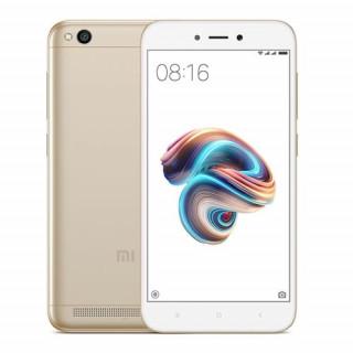 Xiaomi Redmi 5A 16GB Gold Mobil