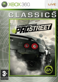 Need For Speed Pro Street (Classic) Xbox 360