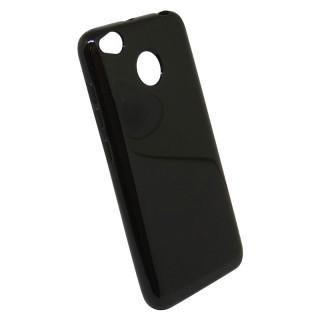 Cellect Xiaomi Redmi 4X fekete szilikon hátlap (TPU-XIAOMI-4X-BK) Mobil