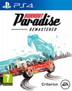 Burnout Paradise Remastered (használt) PS4
