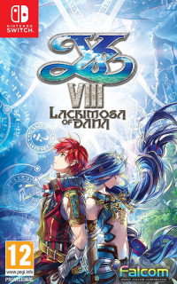 Ys VIII: Lacrimosa of DANA Nintendo Switch