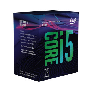 Intel Core i5 8400 BOX (1151) BX80684I58400