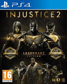 Injustice 2 Legendary Edition (használt) PS4