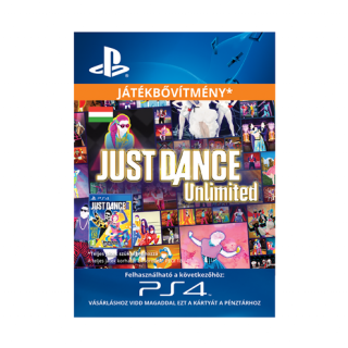 Just Dance Unlimited - 12 months pass - ESD HUN (Letölthető) PS4