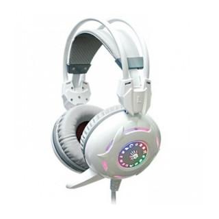 A4Tech Bloody G300 Gaming Stereo Headset Fehér PC