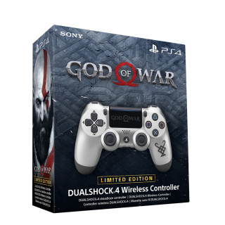 Playstation 4 (PS4) Dualshock 4 Kontroller (God of War Limited Edition) PS4