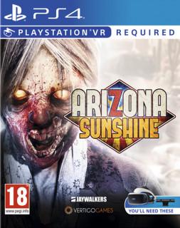 Arizona Sunshine VR PS4