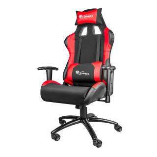 Natec Genesis NITRO550 Gamer szék Fekete-Piros (NFG-0784) PC