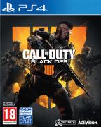Call of Duty Black Ops IIII (4) (használt) PS4