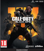 Call of Duty Black Ops IIII (4) (használt) XBOX ONE