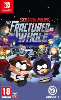 South Park The Fractured But Whole (használt) Nintendo Switch