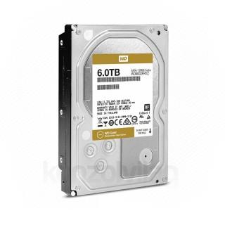 Western Digital Gold 6TB [WD6002FRYZ] (Bontott) PC