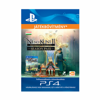 Ni no Kuni™ II: Revenant Kingdom - Season Pass - ESD HUN (Letölthető) PS4
