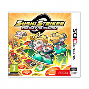 Sushi Striker: The Way of Sushido 3 DS