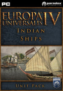 Europa Universalis IV DLC Indian Ships Unit Pack (PC) Letölthető