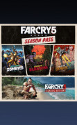 Far Cry 5 - Season Pass (PC) Letölthető PC