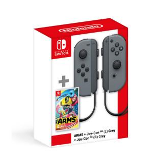 Switch Arms + Joy-Con (Bal) + Joy-Con (Jobb) Nintendo Switch