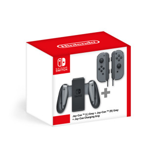 Nintendo Switch Joy-Con (Bal) + Joy-Con (Jobb) + Charging Grip Switch