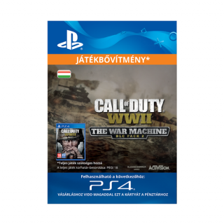Call of Duty®: WWII - The War Machine - ESD HUN (Letölthető) PS4