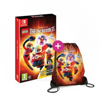 LEGO The Incredibles Toy Edition Switch