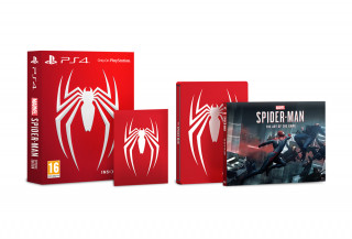 Spider-Man Special Edition PS4