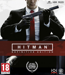 Hitman: Definitive Edition Xbox One