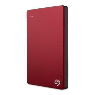 Seagate Backup Plus 2,5'' külső merevlemez, 2TB USB 3.0, piros (STDR2000203) PC