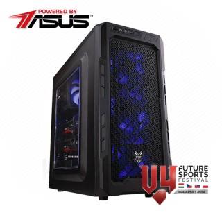 V4 Gamer konfiguráció (Powered by ASUS) (Bontott) PC