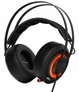 SteelSeries Siberia 650 Fekete PC