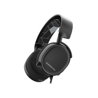SteelSeries Arctis 3 (Fekete) headset PC