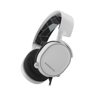 SteelSeries Arctis 3 (Fehér) headset PC