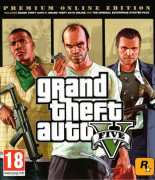 Grand Theft Auto V Premium Online Edition (GTA 5) XBOX ONE