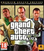 Grand Theft Auto V Premium Online Edition (GTA 5) XBOX ONE