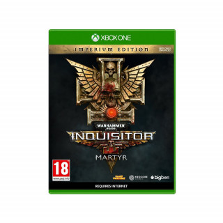 Warhammer 40,000: Inquisitor - Martyr Imperium Edition XBOX ONE