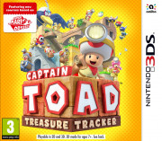 Captain Toad Treasure Tracker 3 DS