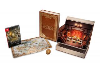 Octopath Traveler Traveler's Compendium Edition Switch