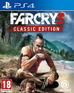 Far Cry 3 Classic Edition (használt) PS4