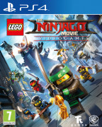 The LEGO Ninjago Movie Videogame PS4