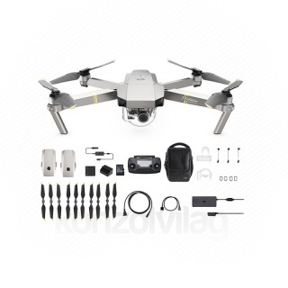 DJI MAVIC PRO Platinum Fly More Combo dron PC