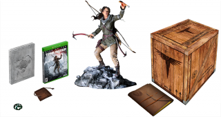 Rise of the Tomb Raider Collector's Edition XBOX ONE
