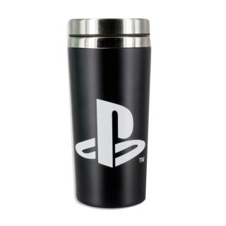PlayStation Travel Mug - Utazó bögre - Good Loot Ajándéktárgyak