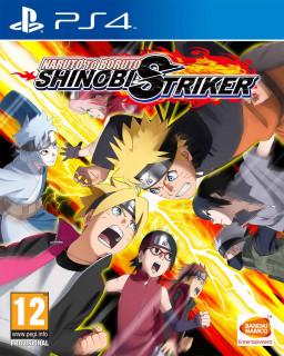 Naruto to Boruto: Shinobi Striker (használt) PS4