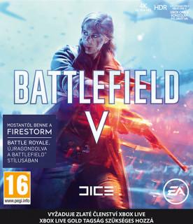 Battlefield V (használt) Xbox One