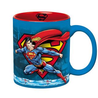 DC COMICS - Bögre - Superman Action (320ml) AJÁNDÉKTÁRGY
