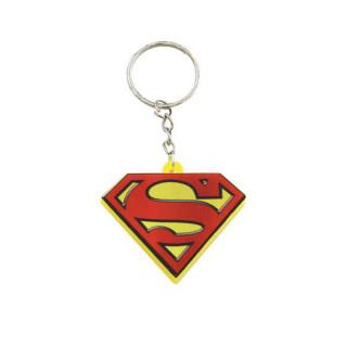 DC COMICS - Kulcstartó - Világítós Superman logó