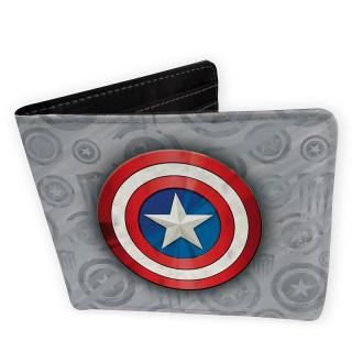 MARVEL - Pénztárca - Captain America