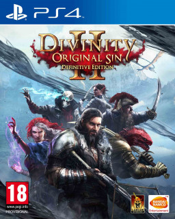 Divinity: Original Sin 2 - Definitive Edition (használt) PS4