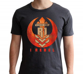 STAR WARS - Póló - I REBEL (M-es méret)